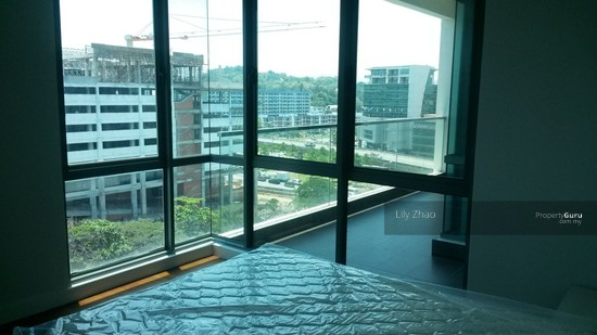 Loft E Luxury Condo| SEA VIEW |above IMAGO Shopping Mall | KK City Centre  91160381