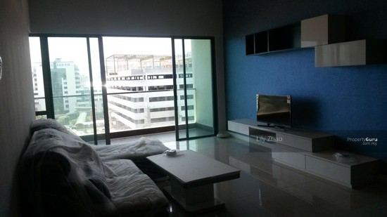 Loft E Luxury Condo| SEA VIEW |above IMAGO Shopping Mall | KK City Centre  91160432
