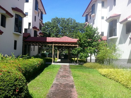 GRACE VILLE Condo| DUPLEX unit | KK City  45161165