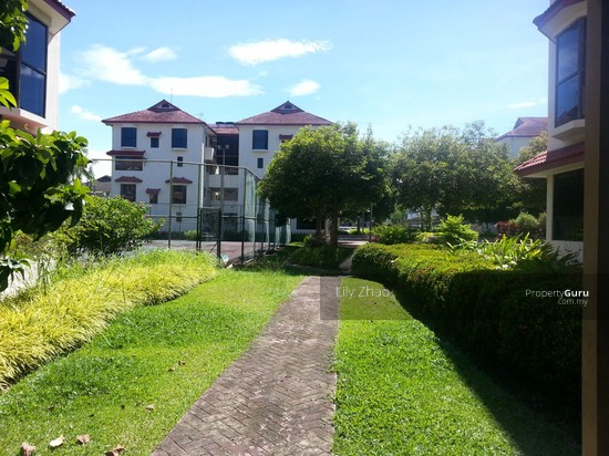 GRACE VILLE Condo| DUPLEX unit | KK City  45161396