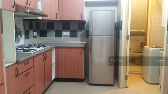 GRACE VILLE Condo| DUPLEX unit | KK City  89503754