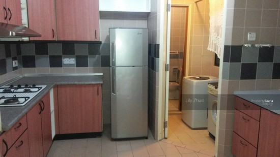 GRACE VILLE Condo| DUPLEX unit | KK City  89709434