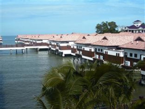 Premium Pool Villa Over The Sea at Port Dickson from land view 5271839