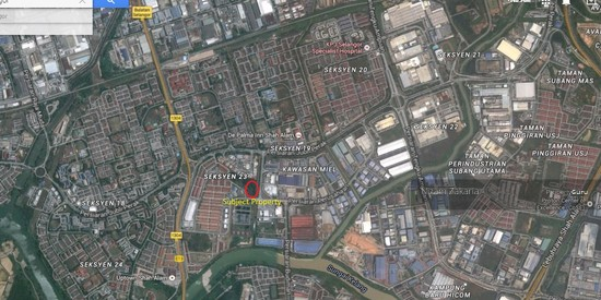 4acres Industrial Sect 23, Shah Alam  65112869