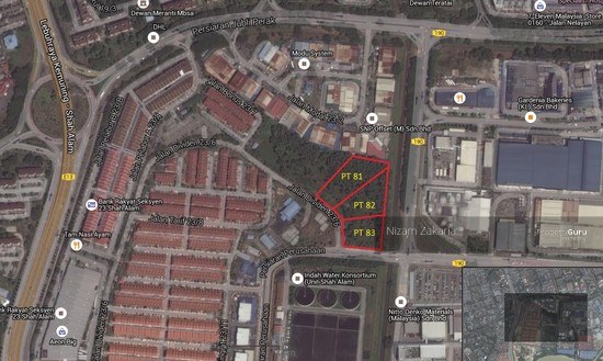 4acres Industrial Sect 23, Shah Alam  67634051