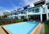 D'Bayan Superlink Villa , Sutera Harbour , KK City - Property For Sale in Singapore