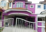 Tmn Pulai Flora 2sty terrace Bumi lot - Property For Sale in Malaysia