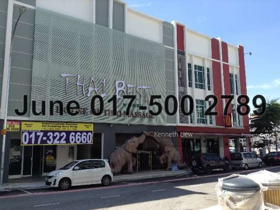 Sri petaling RENOVATED GROUND FLOOR SHOP  88295660