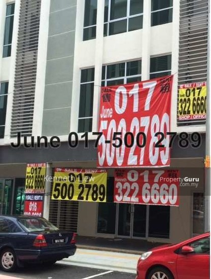 Sri petaling RENOVATED GROUND FLOOR SHOP  88295750