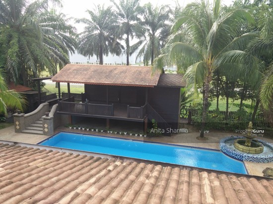 Titiwangsa KL Balcony view of pool/chalet 90909353