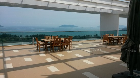 The Bay Residences| Luxury Super Condo| Corner| Likas Bay  91208888