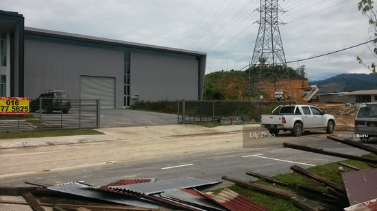 Detached Warehouse/ Factory/ Production| Road Frontage| RBF4 , KKIP Timur | Sepanggar  112118003
