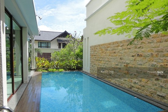 Mont Kiara Villa with Private Pool  128626287