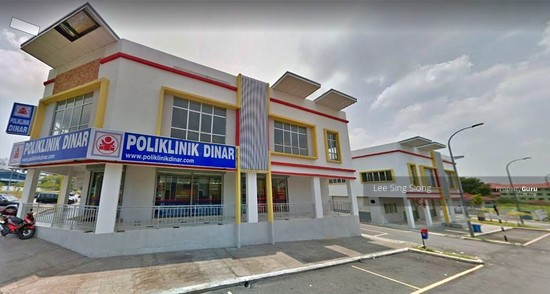 Subang Pelangi U5 Office For RENT  140310873