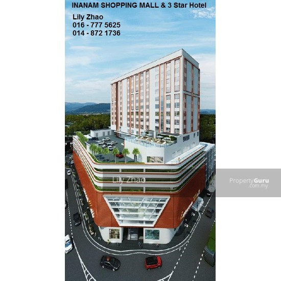 INANAM SHOPPING MALL |Ground Floor| Inanam City  98084819