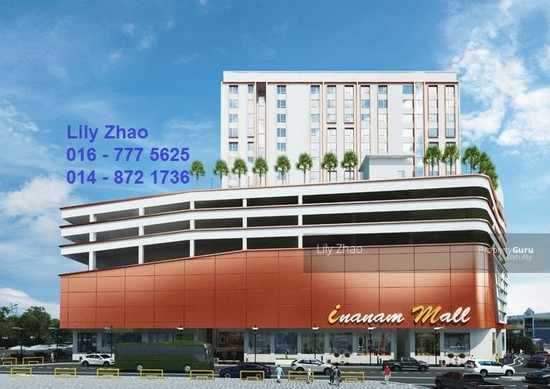 INANAM SHOPPING MALL |Ground Floor| Inanam City  98084855