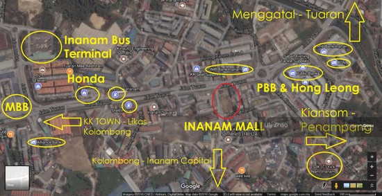 INANAM SHOPPING MALL |Ground Floor| Inanam City  98085227