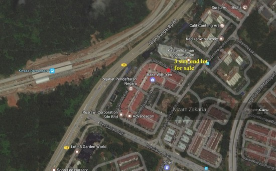 3 storey ENDLOT Section 8, Kota Damansara Petaling Jaya  99882506