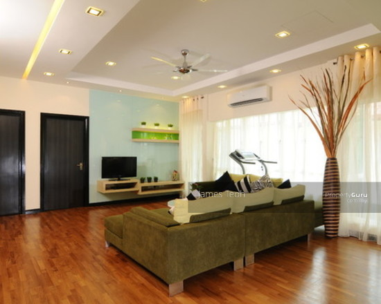 FUlly Renovated - 2 Storey Semi D Eco Park  101566184