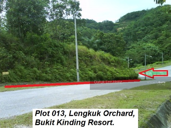 Bukit Kinding Resort - Corner Lot (Lcw)  7726328