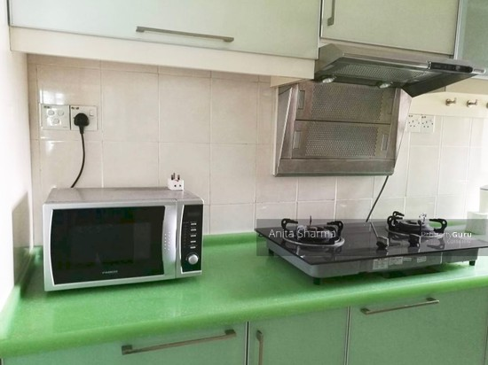 E-Tiara Serviced Apartment Kitchen 102646064