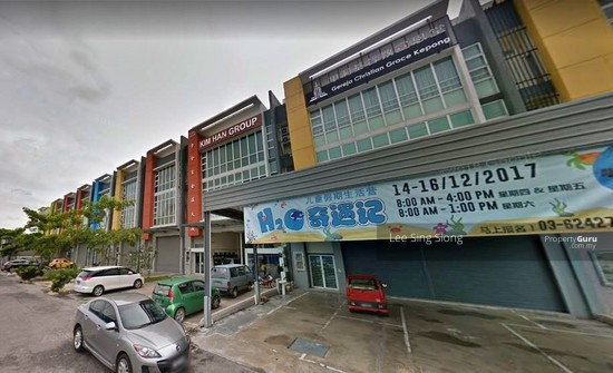 Kepong TSI Business Industrial Park Factory For SALE  140771826