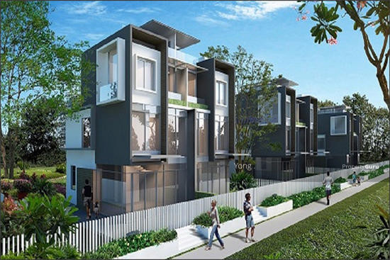 FREEHOLD HIGH END LINK VILLA BUKIT JALIL , SERDANG  133133828