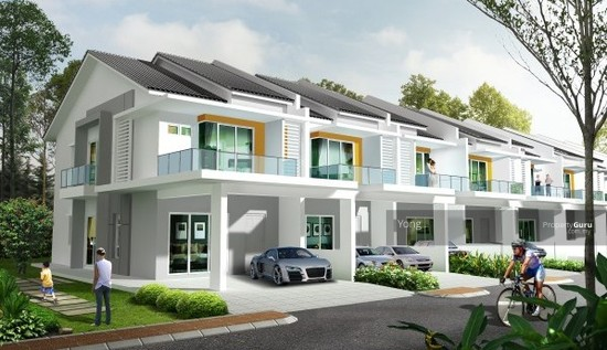 NEW FREEHOLD Double sty house  102769805