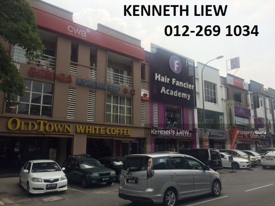 Sri Petaling 2-sty Shop Office  126798973