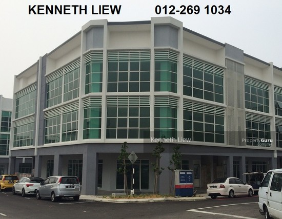 Sri Petaling Corner Whole Block 2-sty Shop Office  126799172