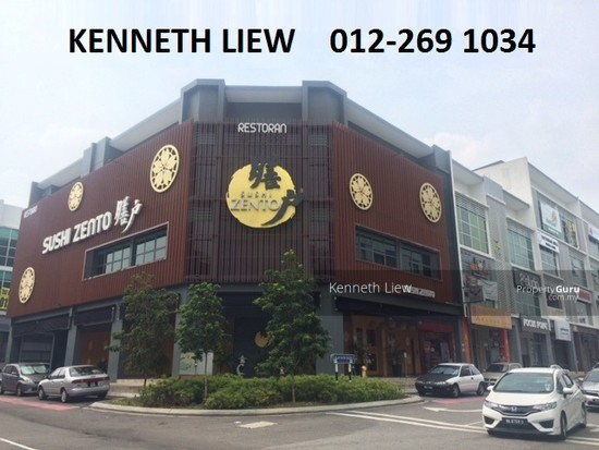 Sri Petaling Corner Whole Block 2-sty Shop Office  126799177