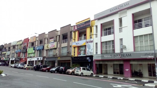 2000sf office in Sri Petaling  105641525