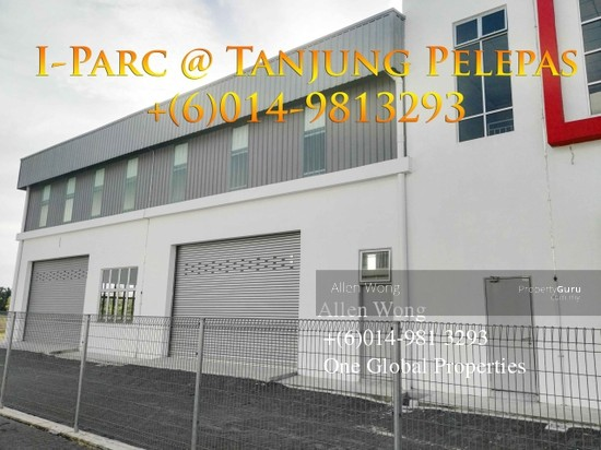 I-Parc@Tg Pelepas Detached Factory  105878813