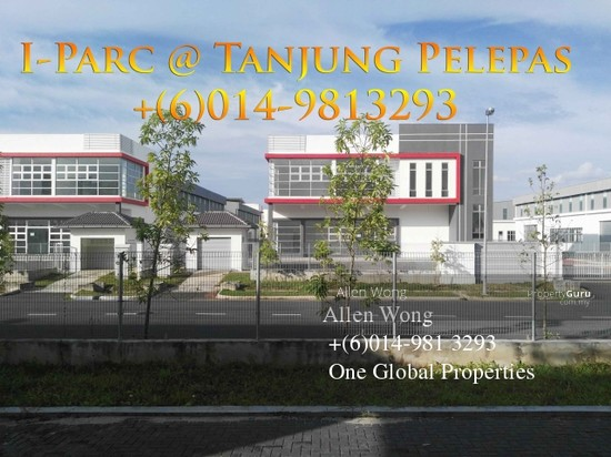 I-Parc@Tg Pelepas Detached Factory  105878825