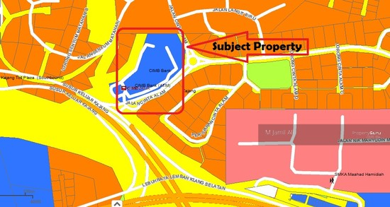 Country Heights Kajang Commercial Zooning 112414496