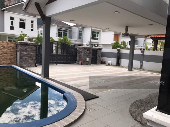 2 Storey Cluster Bungalow, Lakeside Homes Sunway City, Ipoh  106747028