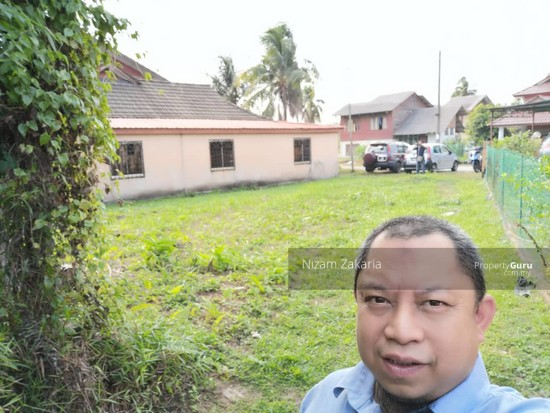 Bungalow lot 6,555kps di Serendah  126495410