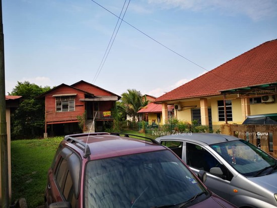 Bungalow lot 6,555kps di Serendah  126495414
