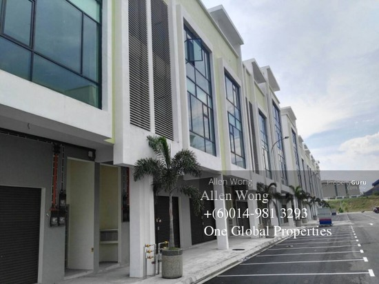 Ground Floor 3 Storey Shop lot@TIONG NAM BUSINESS PARK  106920620