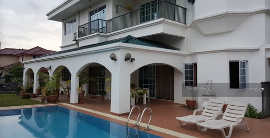 2stry corner Freehold Bungalow Saujana Impian Golf Club , Kajang  115391231