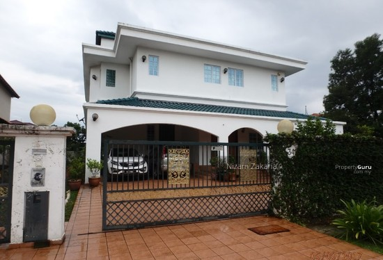 2stry corner Freehold Bungalow Saujana Impian Golf Club , Kajang  115392224