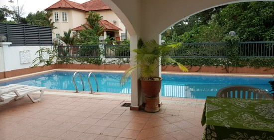 2stry corner Freehold Bungalow Saujana Impian Golf Club , Kajang  115392326