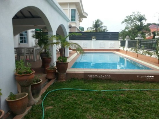 2stry corner Freehold Bungalow Saujana Impian Golf Club , Kajang  115392443