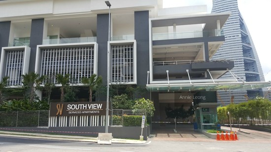 South View Serviced Apartments  109463777