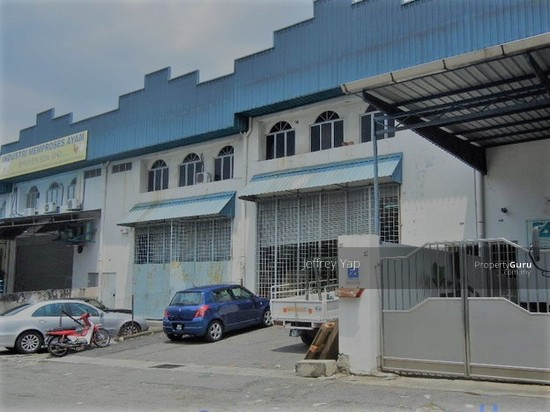Desa Tun Razak ,1.5 Factory ,End lot  109609535