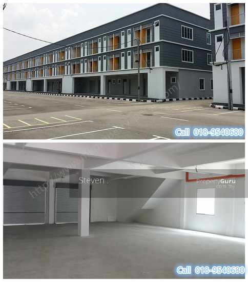 For Sale [BELOW MARKET PRICE] Kampus West City, Kampar near UTAR/KTAR  110118047