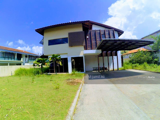 Bungalow With Land Banyan Close Bukit Mahkota, Kajang Spacious land area 111400511
