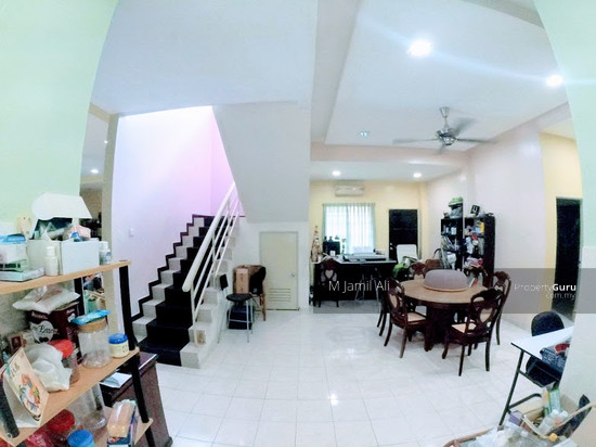Bungalow Banyan Close Bukit Mahkota Bangi Dining area 111421469