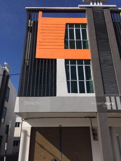 [ FACING MAIN ROAD ] Jelapang Square 3 Storey Endlot Shop-office ~ FOR RENT  111501203