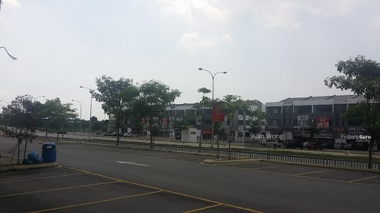 Taipan 2 Seria 88,  Setia Alam View From From to Left 111572333